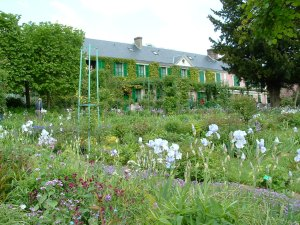 Monet's house at Giverny