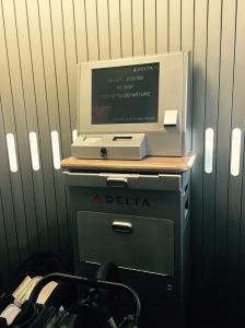 Delta jet bridge